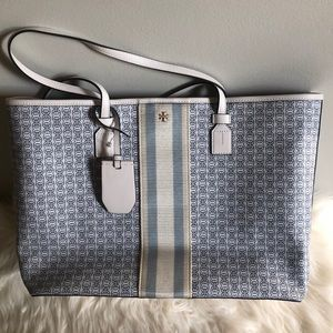 New Tory Burch Gemini Link Tote Bag